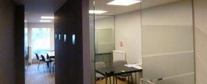Vergaderzalen zakenkantoor sven van den meersschaut