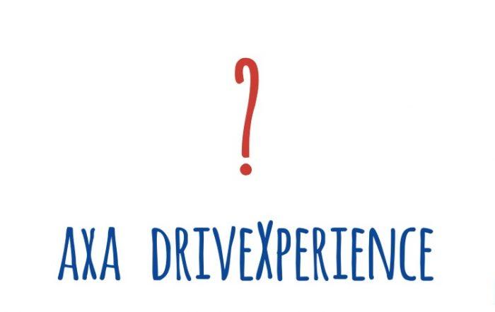 Wat is de AXA driveXperience?